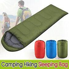 4 Season Waterproof Camping Hiking Single Sleeping Bag With Carry Bag