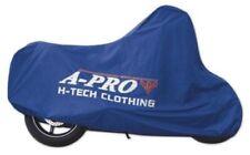 Telo Copri Moto Scooter Naked Customo Impermeabile PVC Universale Blu XL