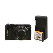 Fujifilm FinePix F500 EXR Digital Camera, Black {16 M/P} - BG