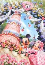 Disney Jigsaw Puzzle 1000 Pieces Mickey Sweet Wedding 1000-368