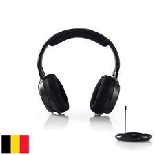 Casque d'Ecoute Sans Fil Fréquence Radio (RF) pour TV PC RADIO Technologie PPL