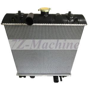 3A151-17100 Radiator for Kubota Tractors M6800 M6800DT M6800HDC M6800S M6800SDT