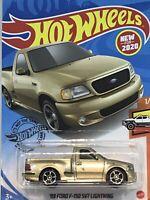 Hot Wheels '99 Ford F-150 SVT Lightning- NEW 2020- P Case
