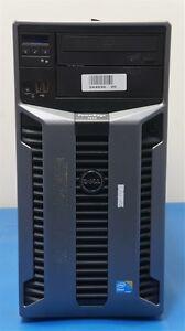 DELL POWEREDGE T610 4 CORE 2.13GHZ SERVER E5506 20GB 4 X 400GB SAS 15K HDD