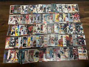 Jeremy Roenick Lot 100 All Different Hockey Card HOF Chicago Phoenix San Jose !