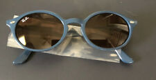 Ray Ban Sunglasses RB4315 Blue Navy New With Defects