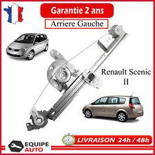 Mecanisme Leve Vitre Electrique Arriere Gauche Sénic 2 & Grand Scenic II