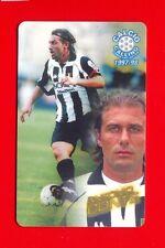 CALCIO CALLING 1997-98 Panini 1997 - Card n. 18 - CONTE - JUVENTUS -New