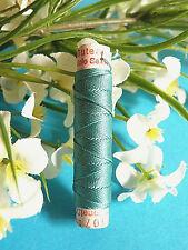 515B / Beautiful Coil Pure Thread Silk Drawstring Gutermann Turquoise No. 107