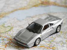 HAG FERRARI 288 GTO AUTO LINE 1:43 SWISS MADE DIE-CAST NEW SILVER