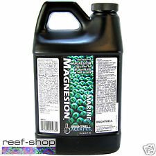 Brightwell Magnesion 2 Liter Liquid Magnesium Reef Supplement Free USA Shipping