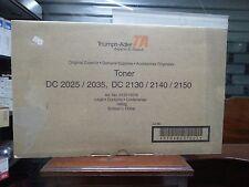 TA Triumph Adler Toner per DC 2025 2035 2130 2140 2150 612510015