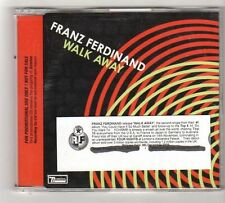 (FZ863) Franz Ferdinand, Walk Away - 2005 DJ CD