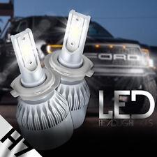 XENTEC LED HID Headlight kit H7 White for Mercedes-Benz ML320 1998-2009