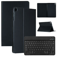 For Samsung Galaxy Tab A 8.0 10.1 SM-T510 T290 Keyboard Leather Stand Case Cover