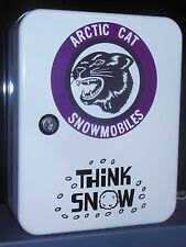 ARCTIC CAT  SNOWMOBILE 1960S ERA DEALERSHIP SERVICE COUNTER 48 PLACE KEYBOX