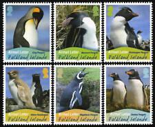 Falkland Island 2010 MNH 6V, Breeding Penguins, Birds, Antarctica