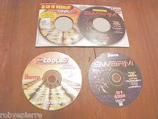PC 2 CD ROM IL MIO COMPUTER ulead cool 3d programma x titoli gif e gioco SWARM