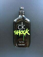 Calvin Klein CK One Shock 100ml 3.4 oz 99% Full