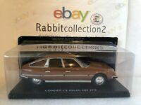 "DIE CAST "" CITROEN CX PALAS 2400 - 1976 "" SCALA 1/24"