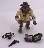 Vintage 1990Teenage Mutant Ninja Turtles TMNT Donatello Undercover Detective Toy