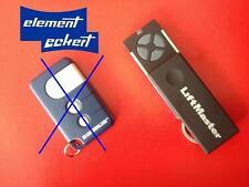 Handsender Motorlift HC100 - HC300 - HC400 - HC500 - TX4UNIS - Chamberlain