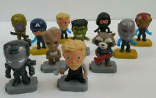 Lot of 11 McDonald's Marvel Avengers Endgame Happy Meal Toys 2019