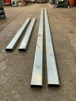 Only £7 Each 3m Long Fence Roof Shed Garage Post Steel Purlins Galvanised