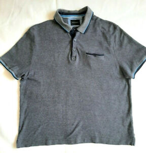 Westbury Herren Polohemd Größe XL Grau