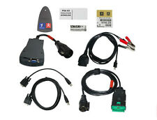 PP2000 lexia3 avec Diagbox CITROEN PEUGEOT outil de diagnostic Scanner Interface