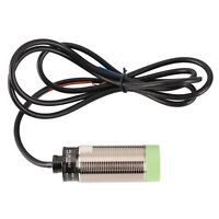 Proximity Switch 2‑Wire Cylindrical Head Detection Sensor Controller 90~250V HOT