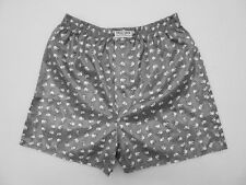 M SIZE 04 GRAY SEXY SHORTS ELEPHANT WOMEN SLEEPWEAR LADY PANTS BOXER THIN MEN