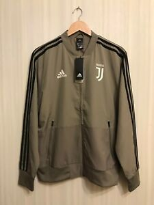 5+/5 Juventus 2018/2019 presentation jacket Size M Adidas soccer football CW8734