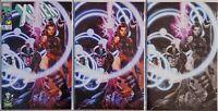 🔥 X-Men #8 - ECCC Exclusive Kael Ngu Variant + Virgin + Color Splash Set 🔥