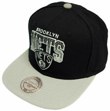 Chapeaux casquettes de base-ball noirs Mitchell & Ness pour homme
