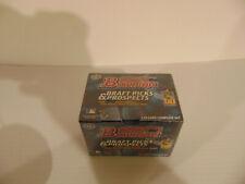 2001 BOWMAN DRAFT PICKS & PROSPECTS AUTOGRAPH RELIC BOX SEALED