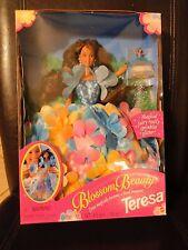Teresa Barbie Blossom Beauty Magical Fairy Sparkles Glitter 17035 Mattel 1996