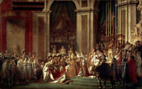 """oil painting  """"the emperor napoleon i's coronation of the empress """"@N10904"""