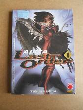 ALITA LAST ORDER Vol.1 - Alita Collection Planet Manga  [G370Q]*