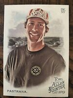 2019 Topps Allen and Ginter Baseball #184 Travis Pastrana