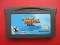 Over the Hedge Nintendo Game Boy Advance by DreamWorks Kids