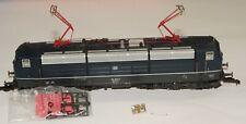 Roco H0 43690 E-Lok BR 181 209-8 DB, blau, Kunststoff, Lenz digitaldec. Adr. 10