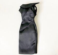 Moda realeza FR2 impecable traje de vestido negro 12 in (approx. 30.48 cm) Elyse Muñeca Muy Raro