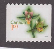 Canada 2010 Flower Definitive #2358ii - Die cut from coil - Unused