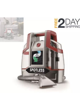 Carpet Upholstery Spot Cleaner Machine Pet Rug Stair Car Seat Deep Hand Cleaning