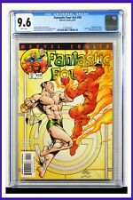Fantastic Four #v3 #42 CGC Graded 9.6 Marvel June 2001 White Pages Comic Book