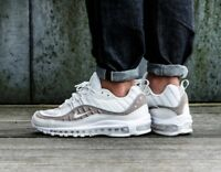 Nike Air Max 98 SE Size 9.5 UK Exotic Skin Genuine Authentic Mens Trainers 97 1