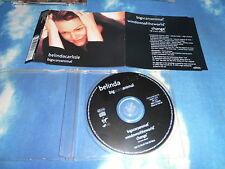 BELINDA CARLISLE  – Big Scary Animal UK CD SINGLE W/RARE MIXES/B-SIDES
