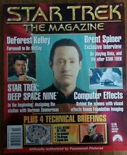 Star Trek Monthly Film & TV Magazines