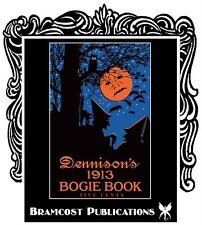 1913 Dennison's Bogie Book (Dennisons Halloween)